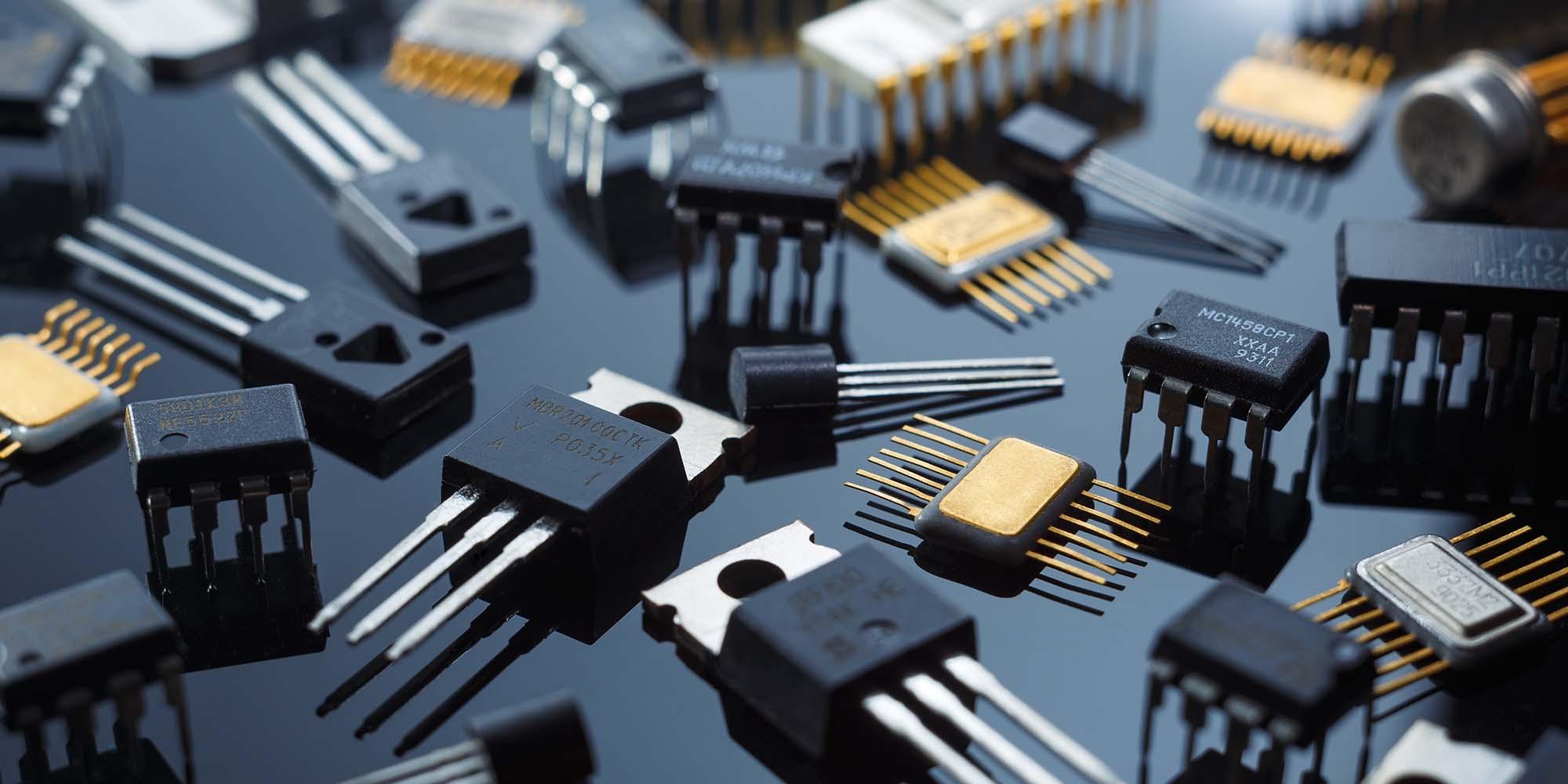 Elektronik- und Komponenten-Markt Update 2021